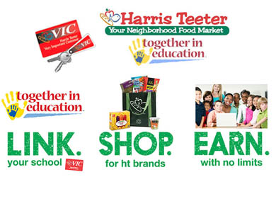 Harris Teeter Vic Card Together In Education Parkwood High Ptso